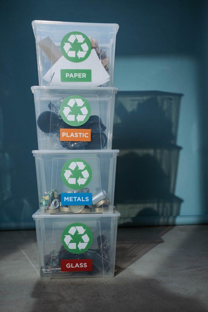 5 råd til at lave affaldssortering i en lille lejlighed