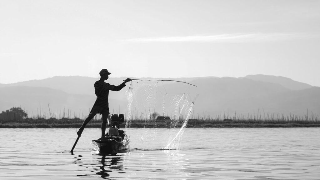 Magnetfiskeri hjælper miljøet